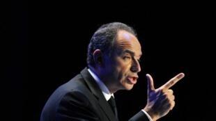 UMP party chief Jean-Francois Copé