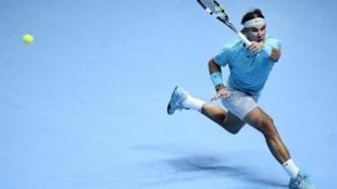 Рафаэль Надаль, Лондон, ATP World Tour Finals, 10 ноября 2013 года