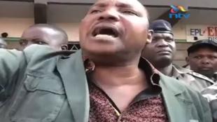 Kenyan MP Ferdinand Waititu