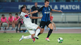 Ivan Perisic (right) is coveted by several leading clubs in Europe.