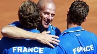 Ги Форже (Guy Forget), Coupe Davis
