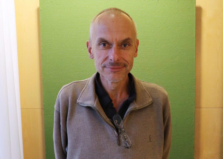 O médico Magnus Gisslén é professor da Universidade de Gotemburgo e chefe do Departamento de Doenças Infecciosas do Hospital Universitário Sahlgrenska.