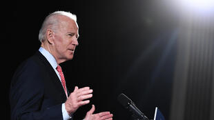 Former US vice president Joe Biden, who leads the Democratic presidential nomination race, has appealed to supporters of his rival Bernie Sanders, saying it is time to unite the party and the country to defeat President Donald Trump in November 2020