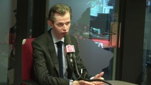 Guillaume Larrivé sur RFI le 2 septembre 2019.