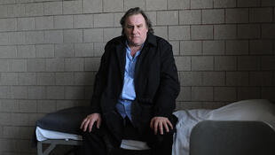 "Abel Ferrara movie ""Welcome to New York"", starring Gérard Depardieu"