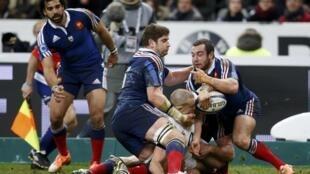 Francia-Inglaterra, el partido de apertura de la edición del Seis Naciones en 2014