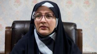 لیلا واثقی، فرماندار شهر قدس:  این وظیفه ما نیست که آمار بازداشتشدگان را اعلام کنیم.