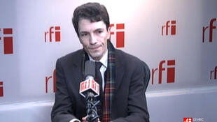 French anti-terror investigator Marc Trévidic