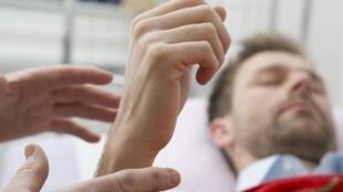 La hipnosis médica es cada vez más frecuente en el medio hospitalario.