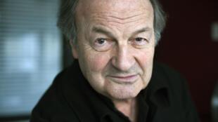 Le grand compositeur et chef d'orchestre Michel Tabachnik.