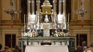 Investigações foram abertas e uma suposta rede de pedofilia na  Diocese de Granada. Foto Catedral de Granada.