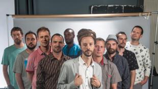 Le groupe de reggae français, Danakil.