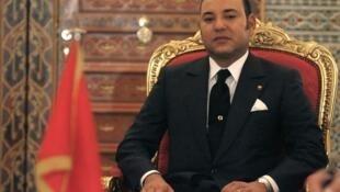 Mohamed VI, king of Morocco