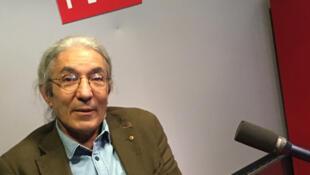 L'auteur algérien Boualem Sansal.