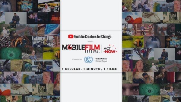 1 celular, 1 minuto, 1 filme: 50 filmes de 24 países estão na competição do Festival Internacional Mobile Film 2019.
