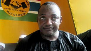 Adama Barrow, mshindi wa Uchaguzi wa urais nchini Gambia