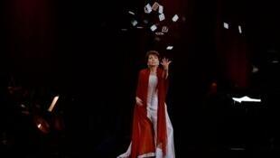 """El espectáculo incluye dos arias de """"Carmen"""" de Georges Bizet."""