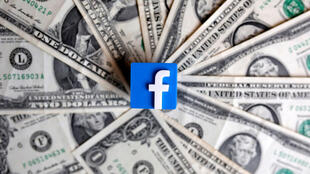 Créé en 2004, Facebook enregistre un chiffre d'affaires de 55 millions de dollars en 2018.