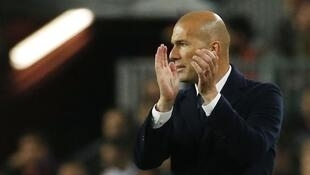 Real Madrid coach Zinedine Zidane is only one of seven men to have won the Champions League as a player and as a coach.