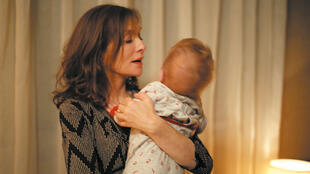 Isabelle Huppert, dans «L'Avenir».