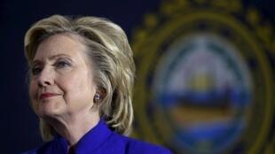Hillary Clinton, candidata democrata à presidência dos Estados Unidos, em foto de 11 de agosto de 2015.