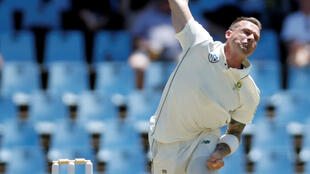 Dale Steyn Steyn made his Test debut for South Africa on 17 December 2004 in the first Test against England.