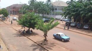 Centro da cidade de Bissau (imagem de ilustração)