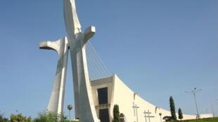 La cathédrale Saint-Paul est la cathédrale de l'archidiocèse d'Abidjan (image d'illustration).