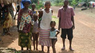 People in Makundu village are facing increased food insecurity