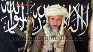 The French President has confirmed the death of Aqim chief Abou Zeid