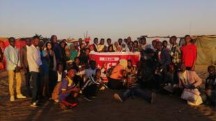 Le Club RFI Khartoum.