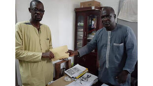 Bounama KANTE, adjoint au maire de Tambacounda au Sénégal.