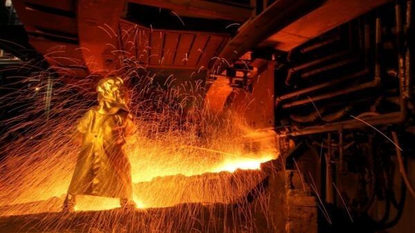 Travail du nickel dans l'usine de Sorowako, en Indonésie (photo d'illustration).