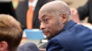 DeWayne Johnson en un momento de su juicio contra Monsanto. 9 de julio, de 2018.