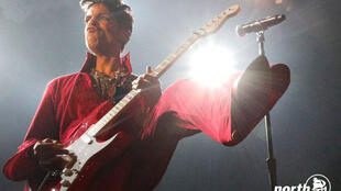 Prince at the 2011 North Sea Jazz Festival