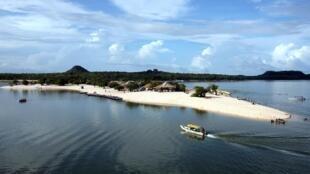Índios Mundurukus moram nas margens do rio Tapajós, e três aldeias seriam diretamente afetadas pela construção da hidrelétrica de São Luiz.