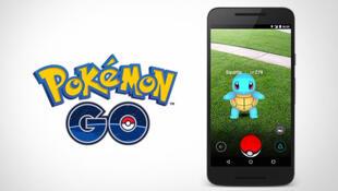 Trò chơi Pokémon Go.