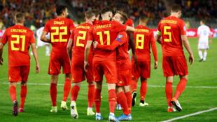 Les Diables rouges ont signé, ce jeudi 10 octobre 2019, une septième victoire consécutive dans les qualifications pour l'Euro 2020.