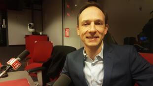 Frédéric Micheau, directeur des Etudes du Département opinion d'OpinionWay.