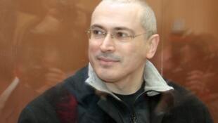Mikhail Khodorkovsky completa 50 anos na prisão.