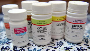 Antiretrovirals used in the treatement of HIV/Aids.