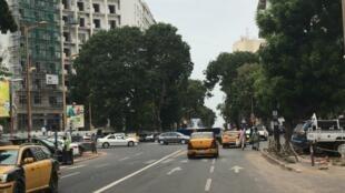 Dacar, capital do Senegal