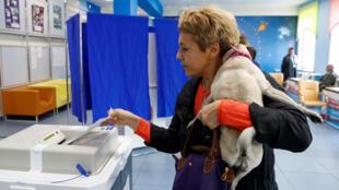 Выборы 9 сентября в Москве