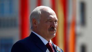 Александр Лукашенко, президент Беларуси, входящей втоп-10 стран ссамой жесткой цензурой