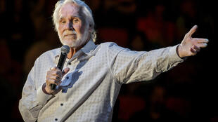 A three-time Grammy winner, Kenny Rogers was known for a string of hits including 'The Gambler,' 'Lucille' and 'Islands in the Stream'