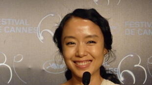 Jeon Do-youn, leading actress of the South Korean film The Housemaid