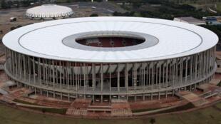 Estádio Mané Garrincha em Brasília