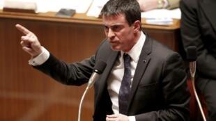 O Primeio-Minsitro Manuel Valls esteve reunido hoje com o Ministro do interior e a titular da Justiça para analisar esta situação.
