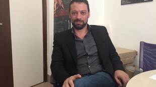 Álvaro Barbosa, docente da Faculdade de indústrias criativas da Universidade de São José em Macau