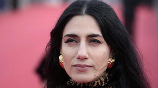 Ronit Elkabetz at the Deauville American film festival in 2009